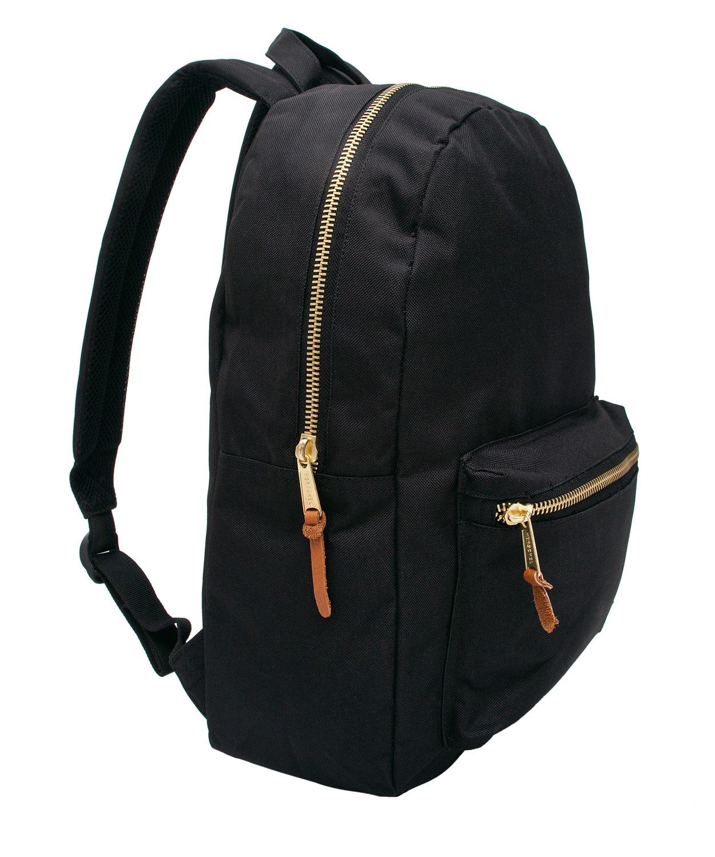 Herschel supply co. Settlement Backpack in Black for Men   Lyst