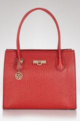 DKNY Tote Beekman French Grain - Lyst
