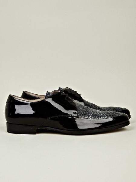 mr hare mens stingray orwell shoe in black for lyst