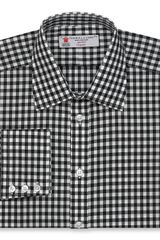 Turnbull & Asser Gingham Dress Shirt Regular Fit - Lyst