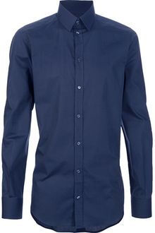 Dolce & Gabbana Slim Fit Shirt - Lyst