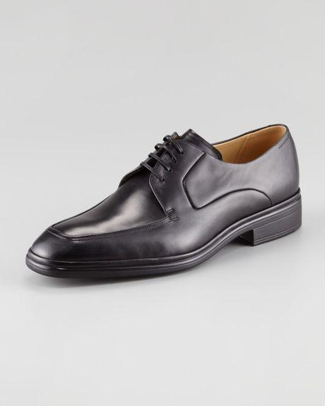Basic Lace Up Brogue Shoes Men