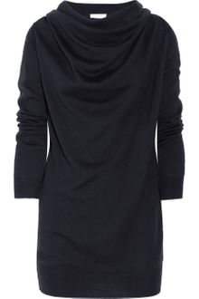 Cacharel Wool Sweater Dress - Lyst
