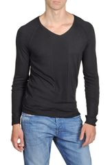 Diesel Knud in Black for Men - Lyst
