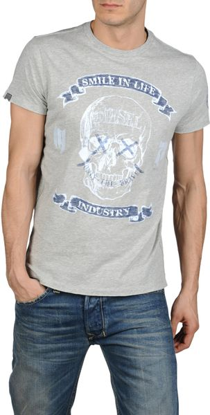 Diesel Tepona in Gray for Men (grey)