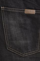 Dolce & Gabbana Distressed Skinny Jean in Black for Men - Lyst