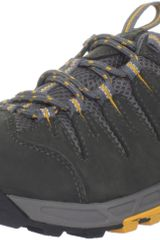 Keen Keen Mens Bryce Wp Hiking Shoe in Black for Men (dark shadow/apricot) - Lyst
