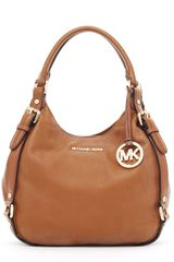 Michael by Michael Kors Bedford Medium Shoulder Tote - Lyst