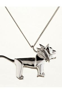 Origami Jewellery Necklace - Lyst