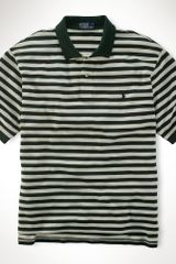 Polo Ralph Lauren Classicfit Striped Polo - Lyst