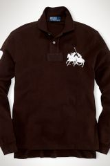 Polo Ralph Lauren Longsleeved Custom Dual Match - Lyst