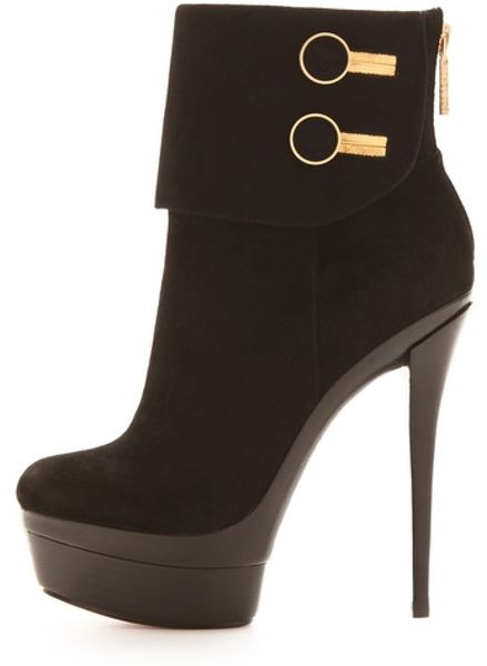 Rachel Zoe Dora High Heel Booties In Black Lyst