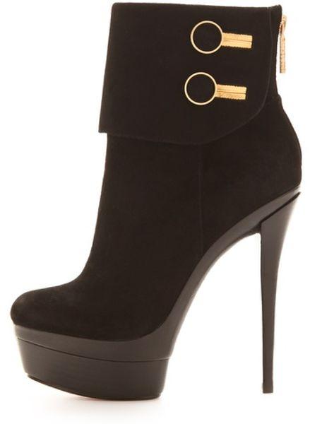 Rachel Zoe Dora High Heel Booties In Black Lyst