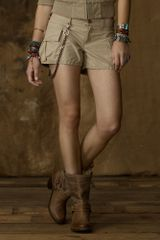 Ralph Lauren Cotton Cargo Short - Lyst