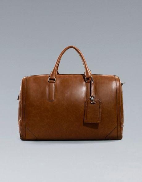Zara Travel Bags 62