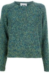 Acne Ruth Twist Sweater