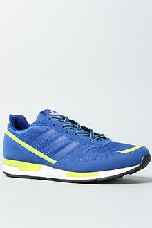 Adidas The Marathon 88 Sneaker in Collegiate Royal Slime White - Lyst