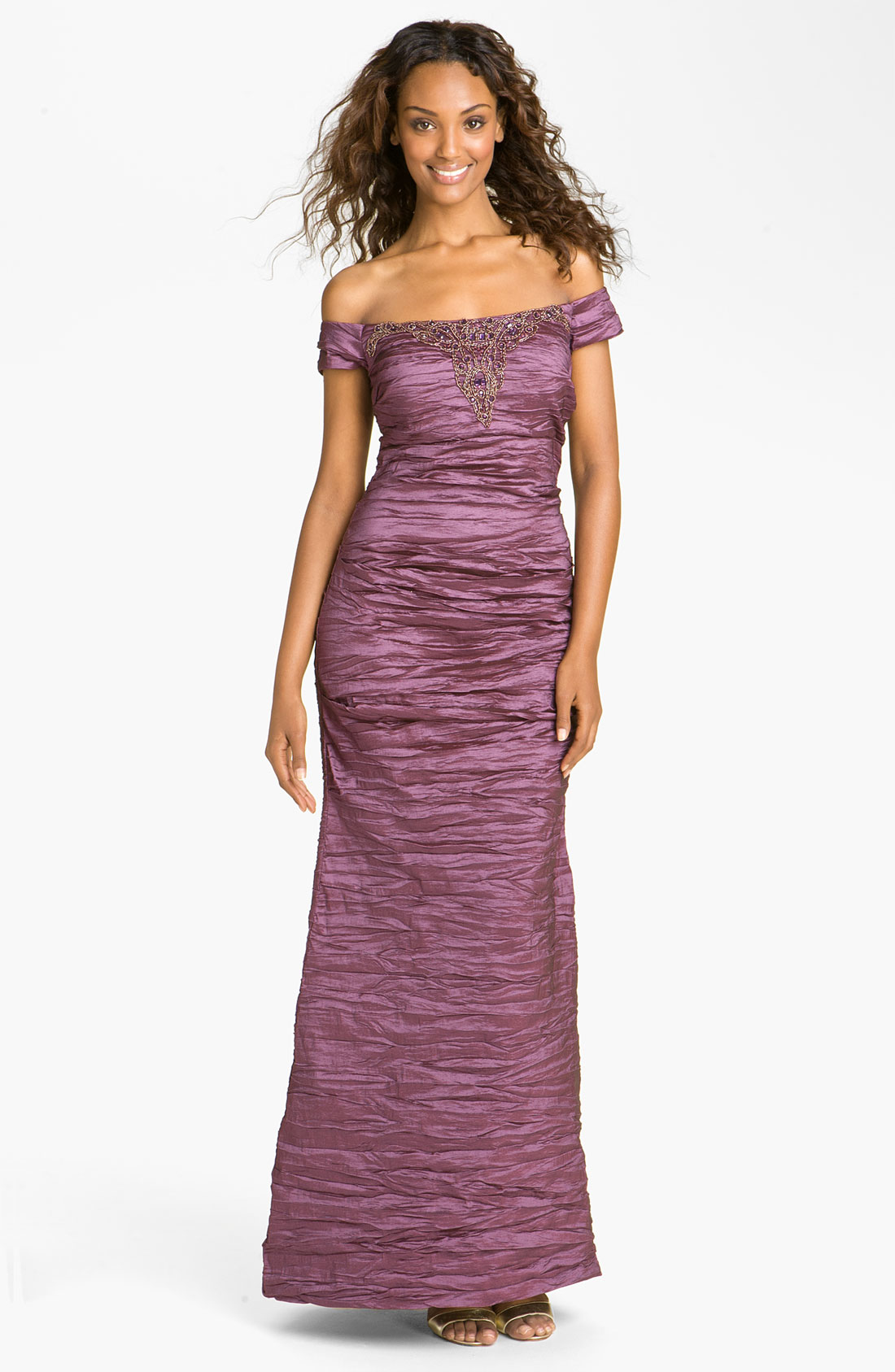 Fine Alex Evenings Gown Contemporary - Images for wedding gown ideas ...