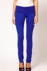 Asos Jean in Bright Blue 4
