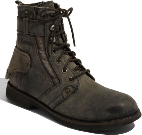 bed stu system boot in black for lyst