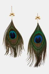 Betsey Johnson Earrings - Lyst