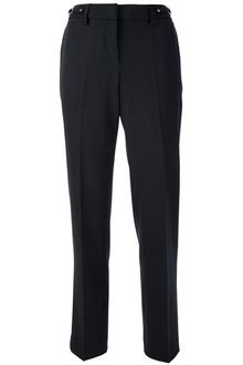 Blumarine Tapered Trouser - Lyst