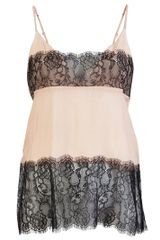 By Malene Birger Lace Cami - Lyst