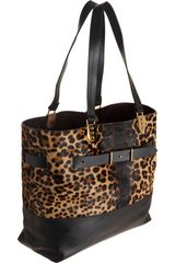 Christian Louboutin Sybil Reversible Tote in Animal (leopard) - Lyst