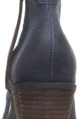 Dolce Vita Dv By Dolce Vita Womens Joust Ankle Boot in Blue (navy) - Lyst