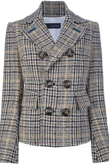 DSquared2 Houndstooth Jacket - Lyst