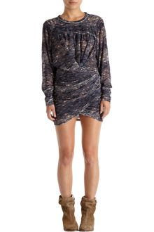 Isabel Marant Elos Dress - Lyst