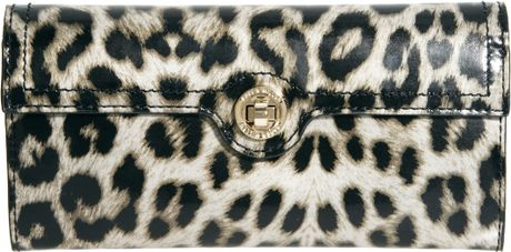 Karen Millen Km By Leopard Purse in Animal (leopard) - Lyst