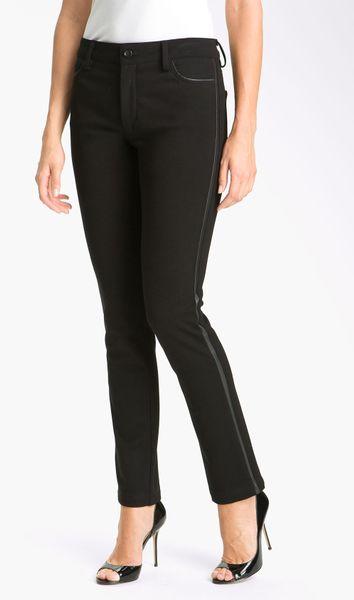 not your daughter 39 s jeans nydj pamela skinny stretch ponte. Black Bedroom Furniture Sets. Home Design Ideas