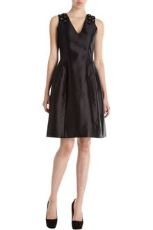 Prabal Gurung Jeweled Dress - Lyst