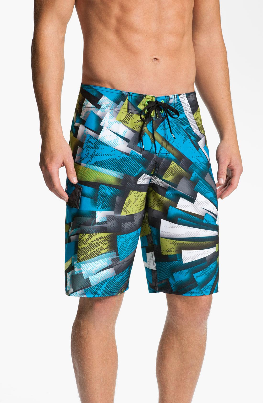 Quiksilver Boardshorts in Blue for Men (cyan) | Lyst