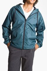 Quiksilver Ward Hooded Windbreaker - Lyst