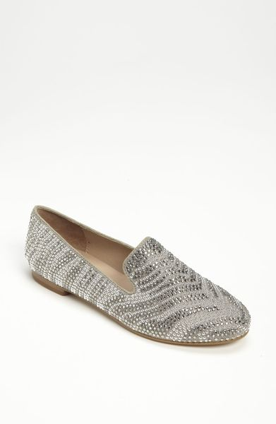 Steve Madden Conncord Flat in Animal (pewter)