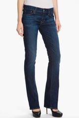 Textile Elizabeth And James Tyler Bootcut Stretch Jeans - Lyst