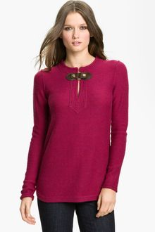 Tory Burch Mim Sweater Tunic - Lyst