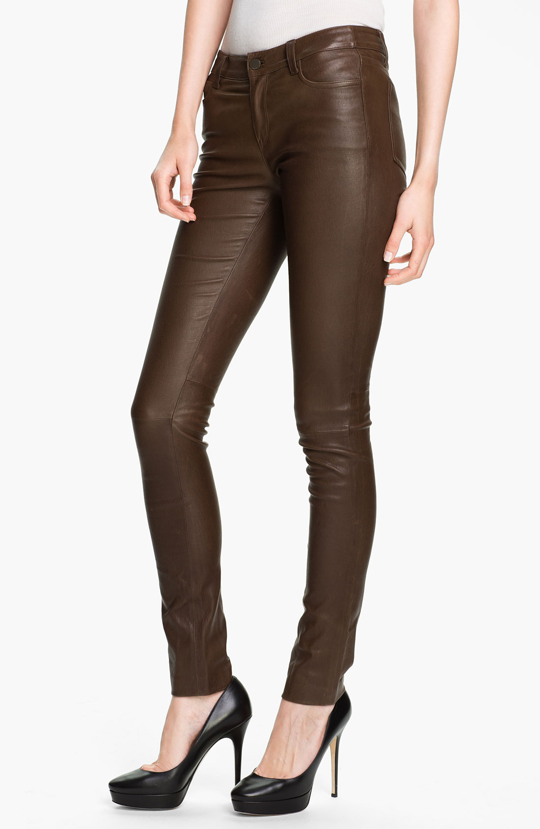 Feb 03, · Hi ladies, I bought a pair of J Brand leather pants a couple of months ago and wore them for the first time last night. I spent three hours in them, sitting down in a restaurant and when I stood up they felt really slack everywhere.