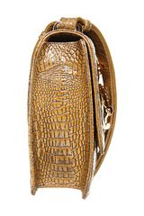 Vivienne Westwood Classic Orb Coconut Honey Bag in Brown (m) - Lyst