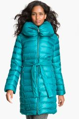 Weekend By Maxmara Jez Quilted Coat - Lyst