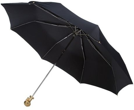 Alexander Mcqueen Skull Umbrella in Black - Lyst
