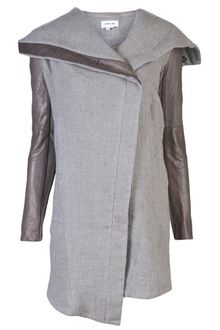 Helmut Lang Willowed Jacket - Lyst