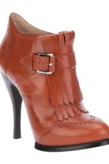 McQ by Alexander McQueen Shoe Boot - Lyst