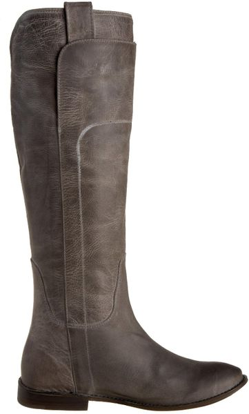 Frye Frye Womens Paige Tall Riding Boot in Gray (grey ...