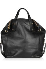 McQ by Alexander McQueen Stepney Leather Tote - Lyst