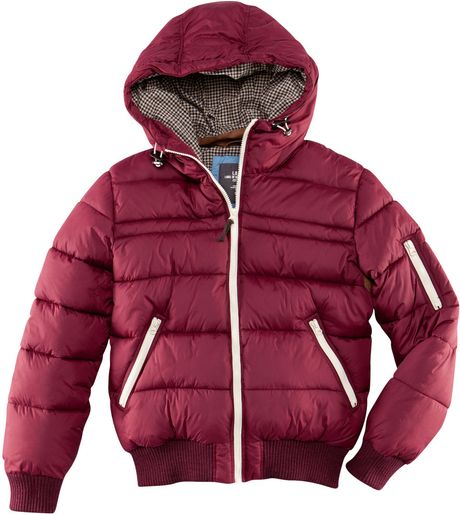 H&m Jacket in Purple for Men (burgundy)