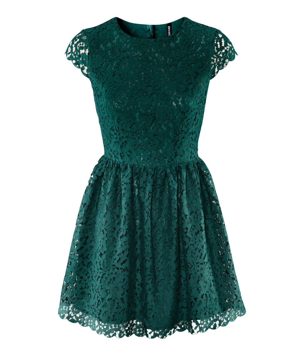 Galerry lace dress h m