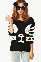 Nasty Gal Kissy Face Knit